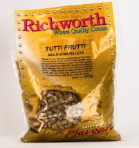 Пеллетс Richworth Pellets Tutti Frutti Original 8mm, 900g