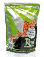 Бойлы Rod Hutchinson Pineapple, Mango and Banana 1kg 20 mm
