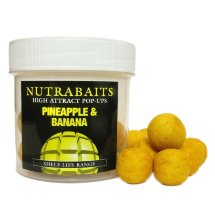 Бойл Nutrabaits POP-UP PINEAPPLE & BANANA 15мм