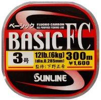 Флюорокарбон Sunline Basic FC 225м