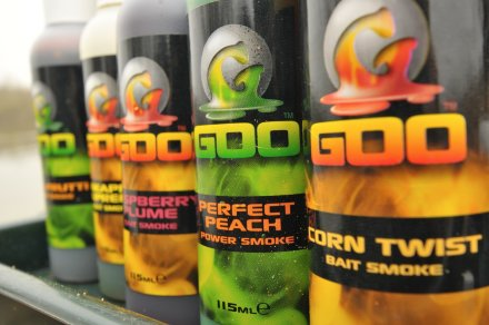 Аттрактант Korda GOO Halibut Haze Power Smoke
