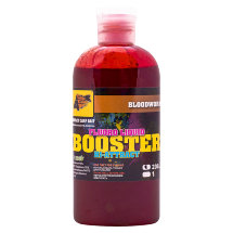 Бустер CC Baits Fluoro Liquid Hi-Attract, Bloodworm 200ml