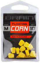 Кукурудза Brain Fake Floating Corn Non Flavoured Розмір-S ц: жовтий