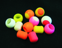 Бойлы Enterprise Tackle Hybrid Boilies Mixed Fluoro&White 15mm