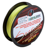 Шнур Nomura Sensum 100м 0.12mm 10.5kg fluo yellow