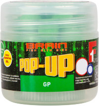 Бойл Brain Pop-Up F1 Green Peas 14mm 15g