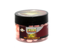 Бойлы Dynamite Baits The Crave Pink Fluro Pop Up 15mm