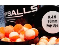 Бойлы Carpballs Pop Ups K-J-N 10mm 15шт.