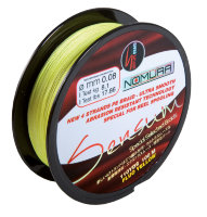 Шнур Nomura Sensum 100м 0.16mm 12.0kg fluo yellow
