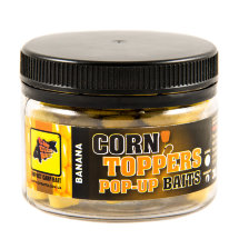 Плаваючі насадки CC Baits Corn Toppers Banana Std, 30гр
