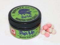 "Мини-бойлы Rocket Baits Pop Up КОМБИ ""Monster Crab/Garlic"" 10 mm 25g"