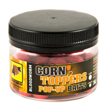 Плаваючі насадки CC Baits Corn Toppers Bloodworm Std, 30гр