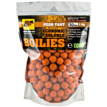 Пылящие бойлы CC Baits Economic Soluble Pear Tart 20мм 1кг