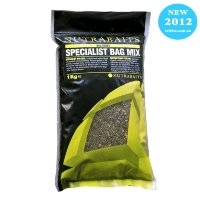 Смесь для ПВА пакетов Nutrabaits Specialist Bag Mix 1кг