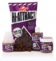 Бойлы Dynamite Baits Hi-Attract Squid Liver & Black Pepper 1kg 15mm