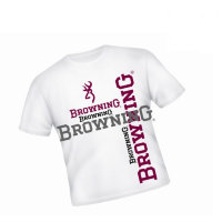 Футболка Browning T-Shirt white