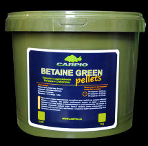 Пеллетс Carpio Betaine Green Pellets 4,5 мм 3 кг