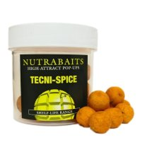 Бойл Nutrabaits POP-UP TECNI-SPICE 15мм