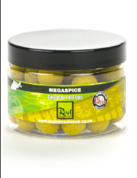 Бойлы Rod Hutchinson Pop Ups Megaspice 14mm 60gr
