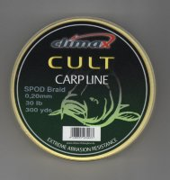Сподовый шнур Climax Cult Spod Braid 0,20mm 30lb 274 m