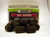 Бойлы CC Moore Dark Addiction Hellraisers (40) 10x14mm Dumbells