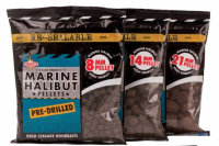 Пеллетс Dynamite Marine Halibut Pellets 21mm 350g