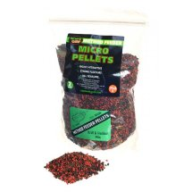 Пеллетс Technocarp Method Feeder Micro Pellets Krill & Halibut mix 750g