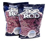 Бойлы Nash Monster Squid Purple 15mm 750g