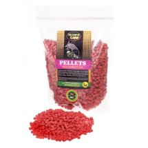 Пеллетс Technocarp Flavored Carp Pellets Krill 10mm 1kg