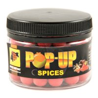 Бойлы CC Baits Pop-Ups Spicy 10мм, 50гр
