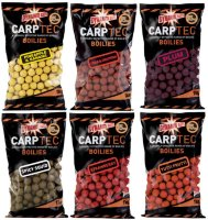 Бойлы Dynamite Baits CarpTec Boilies Spicy Squid 15mm 1kg