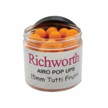 Бойл Richworth Airo Pop-ups Tutti Frutti, 15 mm, 80g