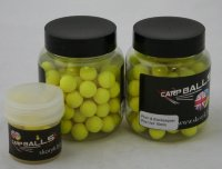 Бойлы Carpballs Pop Ups Sweet Plum&Black Pepper 10mm 15шт.