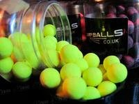 Бойлы Carpballs Pop Ups Sweetcorn 10mm 15шт.