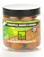 Бойлы Rod Hutchinson Pop Ups Pineapple Mango and Banana 14mm 60gr