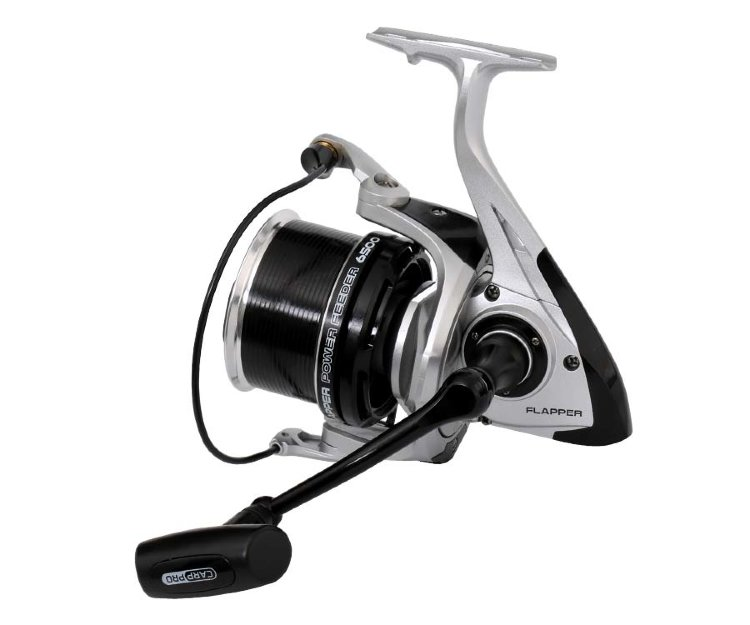 Катушка Carp Pro Flapper Power Feeder 6500