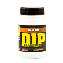 Діп CC Baits Hi-Attract Dip Grass Carp, 100ml