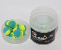 Бойлы Carpballs Pop Ups Ukrop 10mm 15шт.