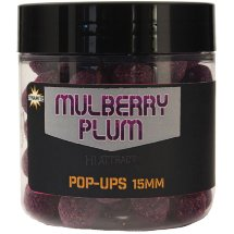 Бойлы Dynamite Baits Mulberry Plum Hi-Attract Pop-Ups 15mm