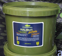 Пеллетс Carpio Halibut Pellets 20 мм 7 кг