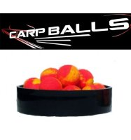 Бойлы Carpballs Pop Ups Strawberry Jam 10mm 15шт.