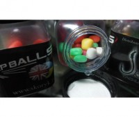 Кукуруза Carpballs Pор Uр Wild Garlic Colour Mix