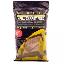 Прикормка Nutrabaits Krill Carpet Feed, 1kg