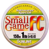 Флюорокарбон Sunline SWS Small Game FC 150м
