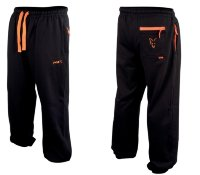 Штаны Fox Black/Orange Lightweight Joggers