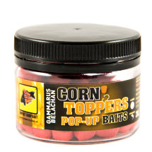 Плаваючі насадки CC Baits Corn Toppers Garlic Std, 30гр