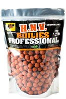 Бойлы CC Baits Professional Soluble Strawberry 16mm 1kg