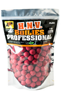 Бойлы CC Baits Professional Soluble Plum 20mm 1kg