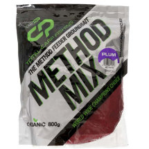 Прикормка Carp Pro Method Mix Plum 800g