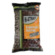 Бойлы Dynamite Baits Hi-Attract Spicy Shrimp&Prawn 1 kg 15 mm